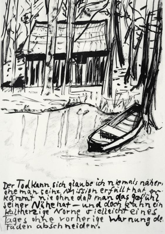 Ursula Reuter Christiansen -  Steine im Fluss / Sten i Floden